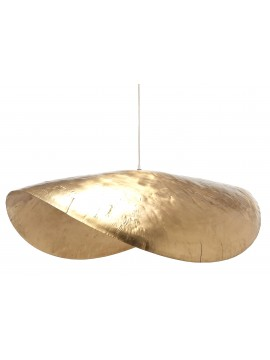 Lampe suspension Gervasoni Brass 96 design Paola Navone