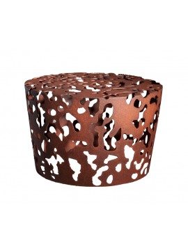 Coffee table Driade Camouflage design Fredrikson Stallard