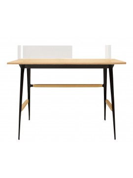Desk with kit desk Driade Portable Atelier - Moleskine design Philippe Nigro