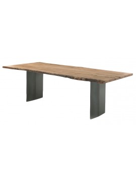 Table Riva 1920 Sky Natura Briccola design Natura Collection