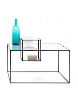 Coffee table Mogg Illusioni design Sebastiano Tosi