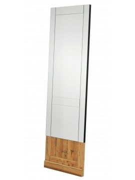 Wall mirror Mogg Don't Open design Fabio Bortolani