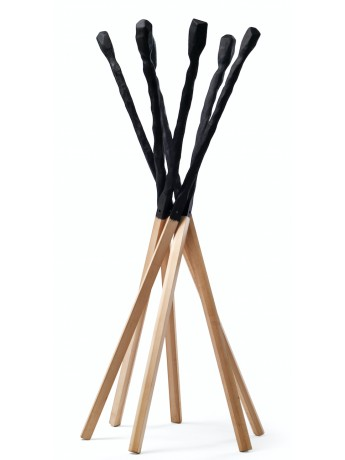 Coat hanger Mogg Match design Studio Baag