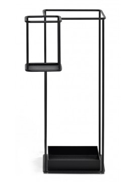 Umbrella stand Mogg Duo design Carlo Contin