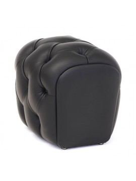Ottoman in leather Opinion Ciatti Guelfo Pouf design Lapo Ciatti