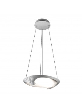 Lampe suspension Cini & Nils Sestessa sospesa LED design Luta Bettonica, Mario Melocchi