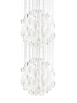 Lamp pendant Axo Light SP AU 45/2 design Manuel Vivian