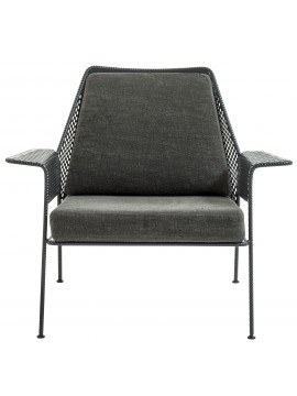 Armchair Diesel with Moroso Work is Over Lounge Chair design Diesel Creative Team