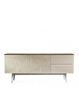 Storage unit Diesel with Moroso Voltaire 180 lacquered / oak top vers.A design Diesel Creative Team