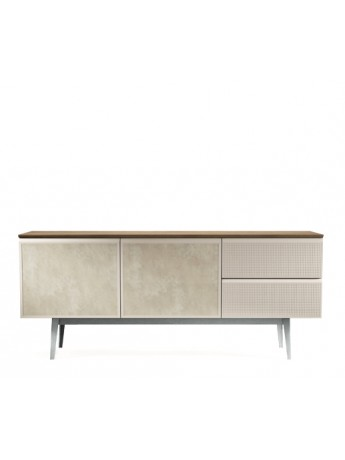 Storage unit Diesel with Moroso Voltaire 180 lacquered / oak top vers.B design Diesel Creative Team