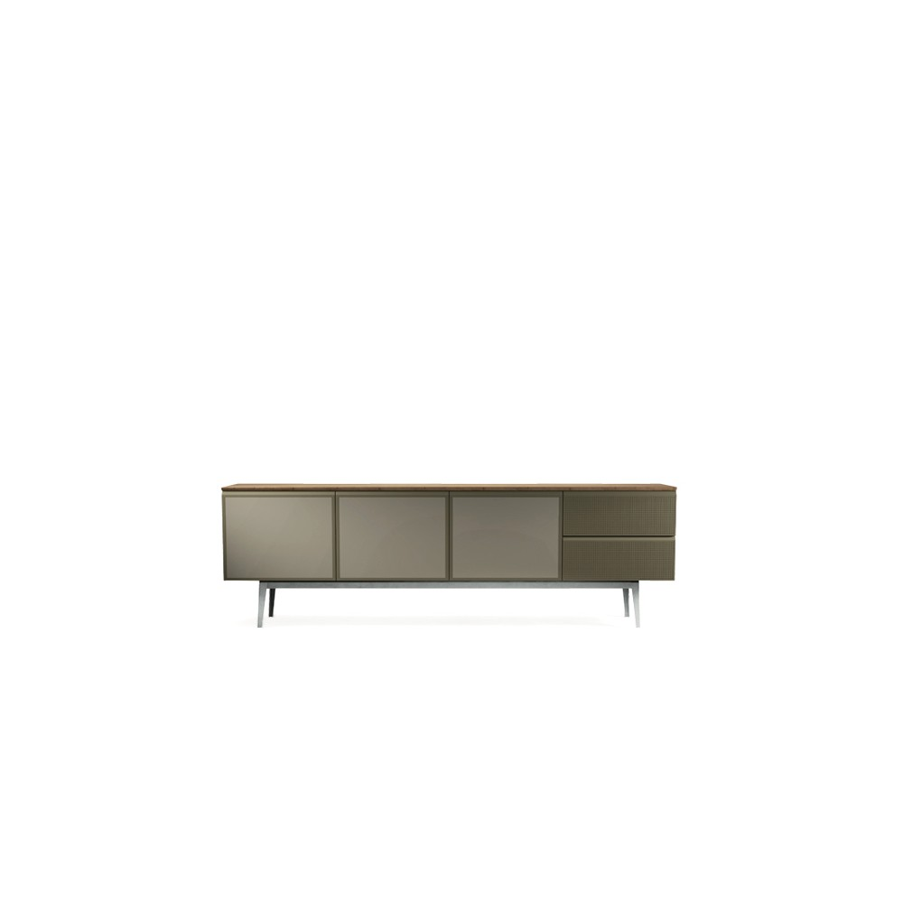 Meuble diesel with moroso voltaire 240 top laqu chene vers a - Meuble voltaire ...