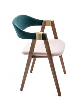 Chair Moroso Mathilda design Patricia Urquiola