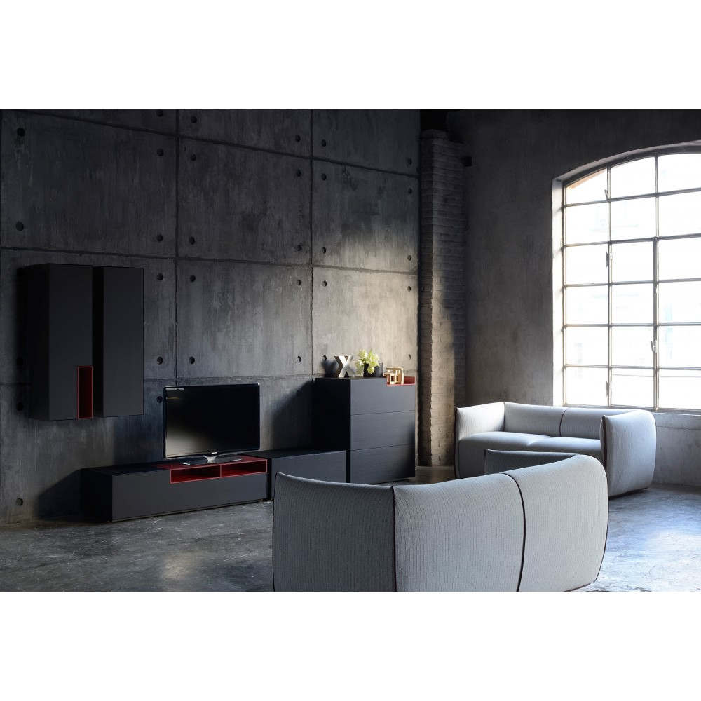 canap 3 places xxl mdf italia mia design francesco bettoni. Black Bedroom Furniture Sets. Home Design Ideas