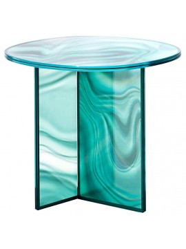 Coffee table Glas Italia Liquefy design Patricia Urquiola