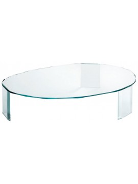 Coffee table Glas Italia Kooh-I-Noor Table design Piero Lissoni