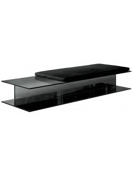 Bench Glas Italia I-Beam design Jean-Marie Massaud