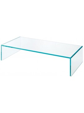 Coffee table Glas Italia Ghiacciolo ponte design Piero Lissoni