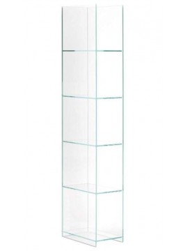 Bookshelves Glas Italia Dr Jekyll and Mr Hyde DJMH04 design Piero Lissoni