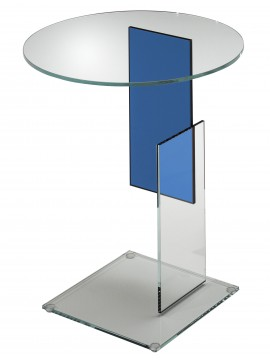 Coffee table Glas Italia Don Gerrit design Jean-Marie Massaud
