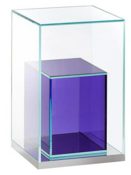Coffee table Glas Italia Boxinbox BIB05 design Philippe Starck