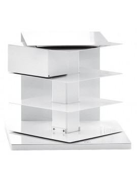 Bookshelf Opinion ciatti Ptolomeo PTX4 SHORT design Bruno Rainaldi
