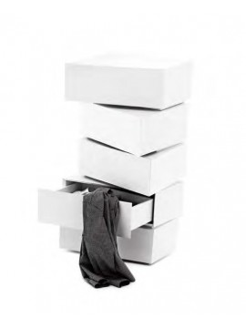 Storage unit Opinion Ciatti 5 Blocks design Lapo Ciatti