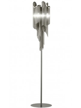 Floor lamp Terzani Stream design Christian Lava