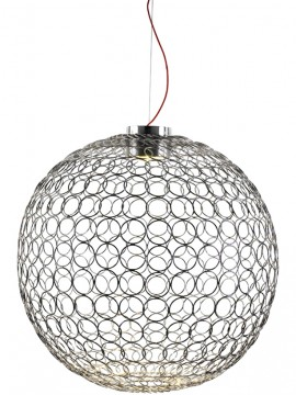 Lampe suspension Terzani G.r.a. Ø 70 cm design Bruno Rainaldi