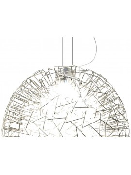Pendant lamp Terzani Core design Christian Lava