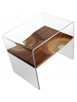 Table de chevet Horm Bifronte design StH