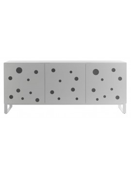 Storage unit Horm Polka Dots design Toyo Ito
